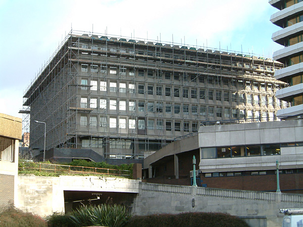 Walter Forshaw Demolition Projects - Richmond House