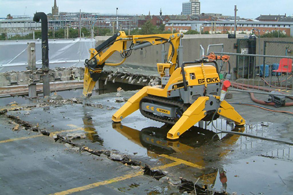 arthur-st-car-park-city-centre-demolition