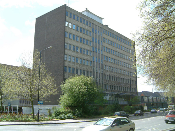 Walter Forshaw Demolition Projects - Telephone House
