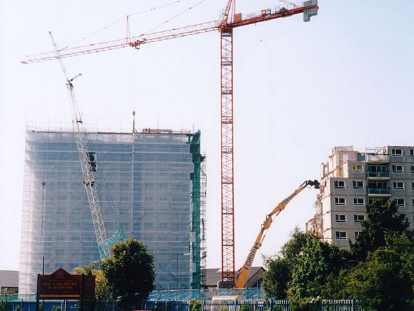 Walter Forshaw Demolition Projects - Storrington Heys