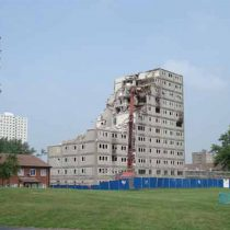 Plum Tree Court Demolition